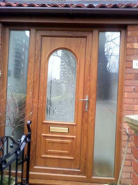 Sliding doors upvc patio doors for Brown upvc patio doors
